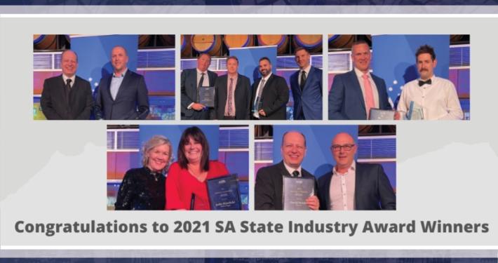 2021 SA winners